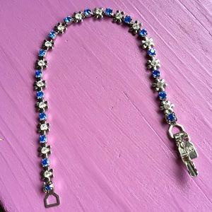🔥BOGO🔥 Genuine Silver Swarovski Crystal Bracelet